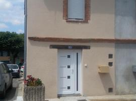 30 place de l'église, Cintegabelle (рядом с городом Calmont)
