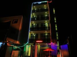 T.M.Y Hotel, Аддис-Абеба (рядом с городом Nefas Silk)