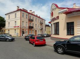 Аpartment in the historical center on Sovetskaya
