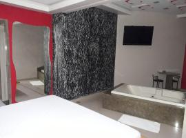 Motel Babilonia, Francisco Beltrão (São Lourenço do Oeste yakınında)