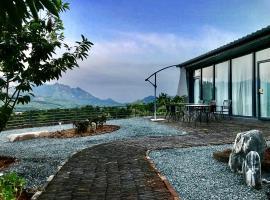 Snail Farm Stay, Pinggu (Xiong'erzhai yakınında)