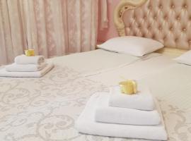 Отель Золотая Миля, Зеленоградск