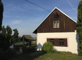 Vakantiehuis Horejany, Hořejany (Březnice yakınında)