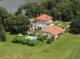 Chateau de Lahitte, Vergoignan (рядом с городом Le Houga)