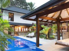 Spice At Oak Award Winning Luxury Absolute Oceanfront House Oak Beach Near Port Douglas