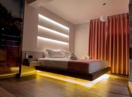 Hotel Pandora Residence, Tirana