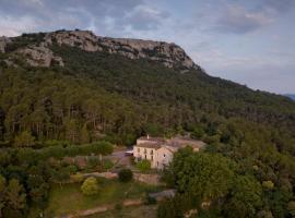 Santuari de la Mare de Déu de la Salut de Terrades, Terrades (Sant Llorenç de la Muga yakınında)