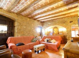 Sistach Rentals Casa Colomers, Colomés (рядом с городом Sant Jordi Desvalls)