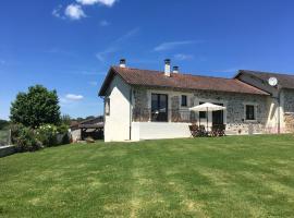 La Vue Limousin Vacations, Champagnac-la-Rivière (рядом с городом Oradour-sur-Vayres)