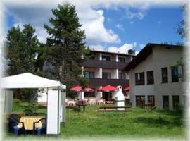 Hotel Im Kräutergarten, Cursdorf (Oberweißbach yakınında)