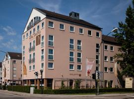 Hotel Lifestyle, Landshut (Linden yakınında)