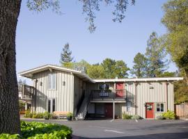 Red Cottage Inn, Menlo Park