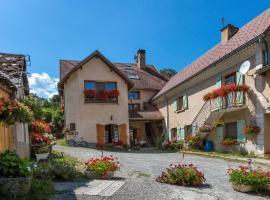 Chambres d'hotes Les Clarines, Saint-Jacques-en-Valgodemard (рядом с городом Le Glaizil)
