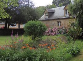 Le Moulin d'Hys, La Cropte