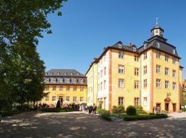 SchlossHOTELGedern, Gedern (Bermuthshain yakınında)