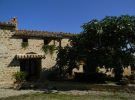 Azienda Agrituristica Colle San Giorgio, Castiglione Messer Raimondo (Montefino yakınında)