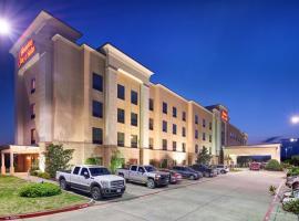 Hampton Inn & Suites Waco-South