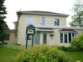 Gîte J.A. Dufour, St-Alexis-de-Matapédia (Millstream yakınında)