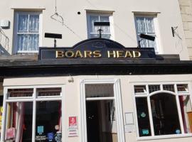 Boars Head, Holywell (рядом с городом Bagillt)