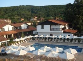 Hotel Bukor Shtepi Magnolia, Mandrica (Ivaylovgrad yakınında)