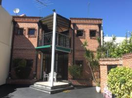 Habitacion con Quincho