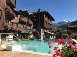 Hotel Relais Des Glaciers Spa Resort, Champoluc