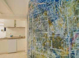 Honey Art Apartment