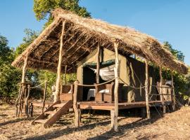 Safari Explorers Camp, Namzunga