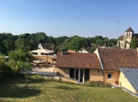 Le clos du point de vue, Montigny-sur-Loing