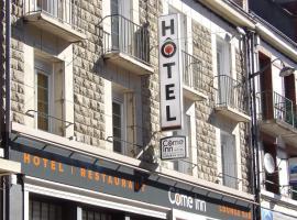 Come Inn, Neufchâtel-en-Bray (рядом с городом Saint-Martin-l'Hortier)