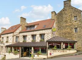 Logis Hotel Au Site Normand, Клеси (рядом с городом Culey-le-Patry)