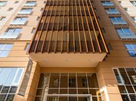 West One Luxury 1 Bedroom Apartment 08, Gibraltar