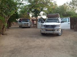 Aameny Rest Camp, Opuwo