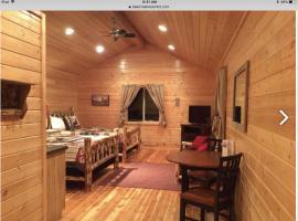 Bear Creek Resort, Thompson Falls (in de buurt van Saint Regis)