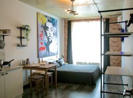 Stylish Loft Studio on Kransnaya 176