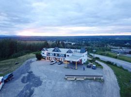 Hillview Motel, Vanderhoof (Fraser Lake yakınında)
