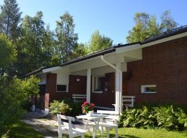 House Olkka by the river, Рованиеми (рядом с городом Tapio)
