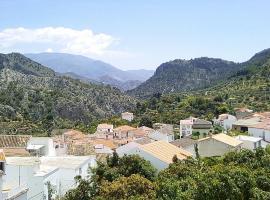 Villa la Joya, Guájar Alto (Lentegí yakınında)