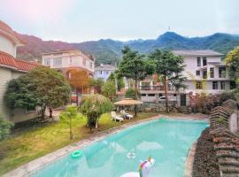 Royal luxury Villa, Wenzhou (Gaolou yakınında)