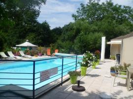 Les Roseaux, Coulon (рядом с городом Le Mazeau)