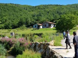 Casa Gilda, Bugarach (рядом с городом Camps-sur-l'Agly)
