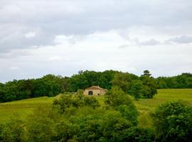 Loftbarn, Pellegrue (рядом с городом Saint-Quentin-de-Caplong)