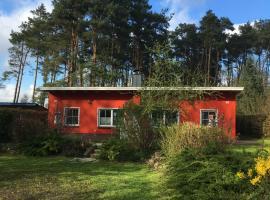 Küstenferienhaus Nr. 91/92, Stahlbrode (Falkenhagen yakınında)