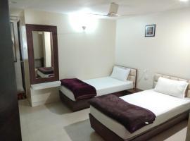 Hotel Vatika Inn, Sohāgpur (рядом с городом Khāpa)