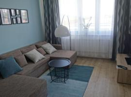 Brand new Prague Tower apartment