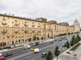 Design-hotel Tchaikovsky