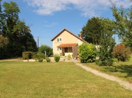 La Petite Maison, Fouqueure (рядом с городом Genac)