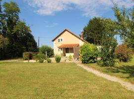 La Petite Maison, Fouqueure (рядом с городом Marcillac-Lanville)