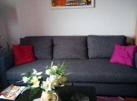 Cosy Apartment 20 minutes to paris, Фонтене-о-Роз (рядом с городом Со)