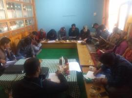 Gyalpo home stay, Kibar (рядом с городом Losar)